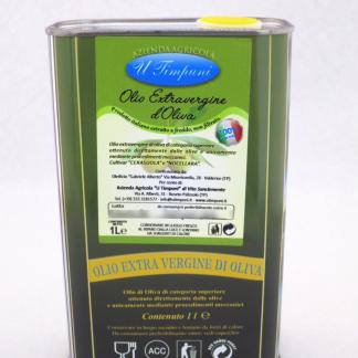 U Timpuni olijfolie